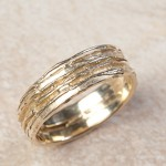 14k yellow gold B6-167