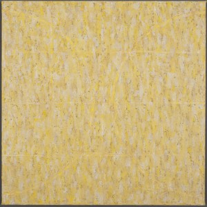 "Bananasencaustic/canvas 20x20"""