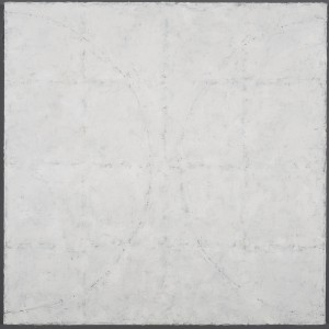 "(cloak of) Pale Sorrowencaustic/canvas24x24"""