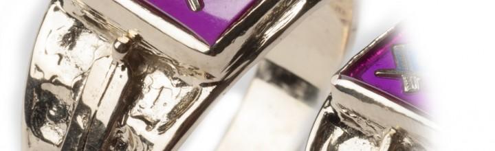 Custom Masonic Ring