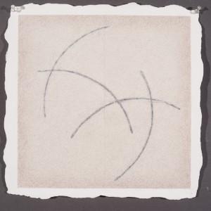 """John A watercolor, graphite, colored pencil, Twin Rocker Paper14 1/2x14 1/2""""2015"""