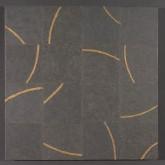 "The Death of Socrates Pigment Stick, Cold Wax Medium, Acrylic20 x20""2015"