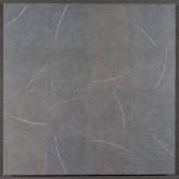 "Jupiter and Io Pigment Stick, Cold Wax Medium, Acrylic24 x24""2015"